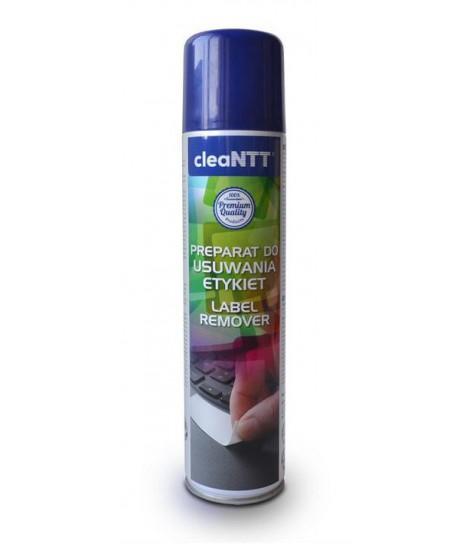 Preparat cleaNTT CLN0060 do usuwania etykiet, 300 ml
