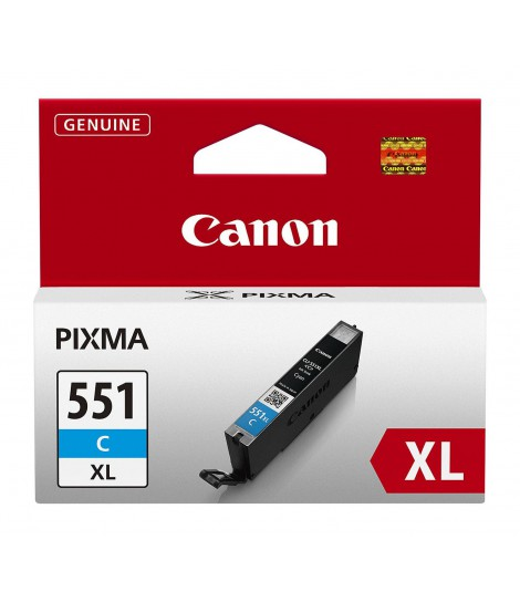 Tusz Canon CLI-551XL (cyan)