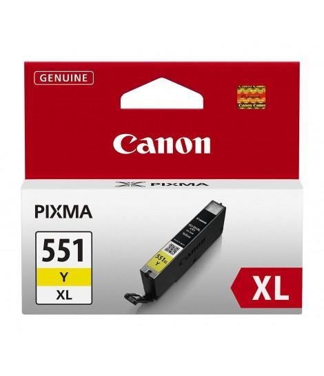 Tusz Canon CLI-551XL (yellow)