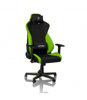 Fotel dla gracza Nitro Concepts S300 (zielony)