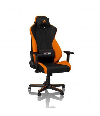 Fotel dla gracza Nitro Concepts S300 (pomarańczowy)