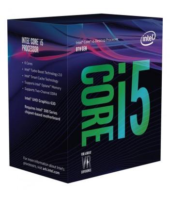 Procesor Intel® Core™ i5-8400 (9M Cache, 2.80 GHz)