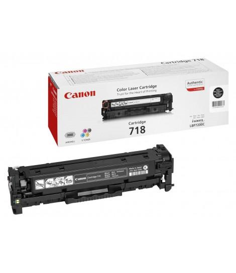 Toner Canon CRG-718 (black)