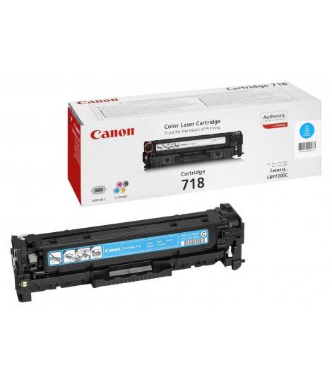 Toner Canon CRG-718 (cyan)