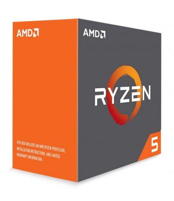 Procesor AMD Ryzen 5 1600X (16M Cache, 3.60 GHz)