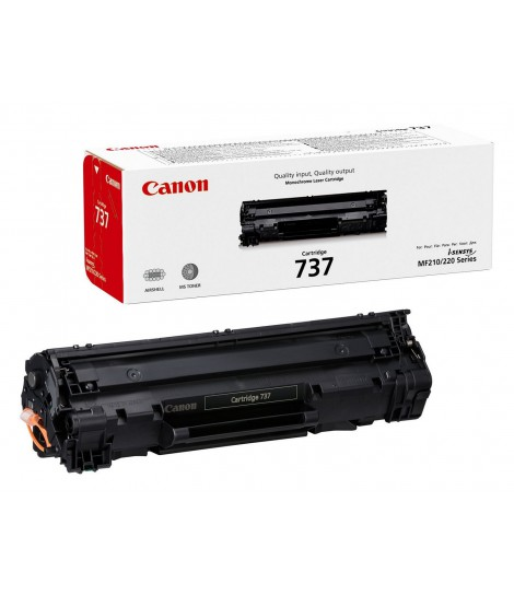 Toner Canon CRG-737 (black)
