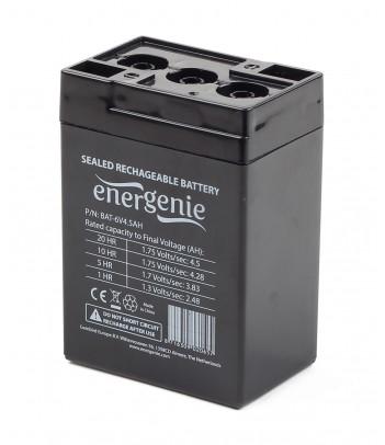 Akumulator żelowy, uniwersalny dla UPS EnerGenie BAT-6V4.5AH