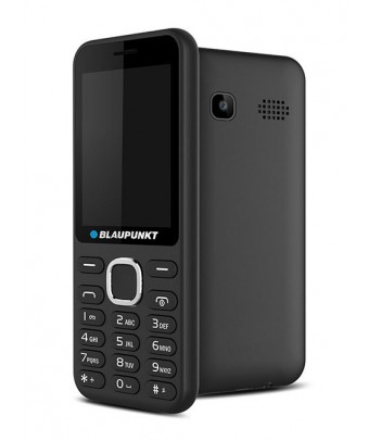 """Telefon Blaupunkt FM 02 2.4"""" 32MB (czarny)"""