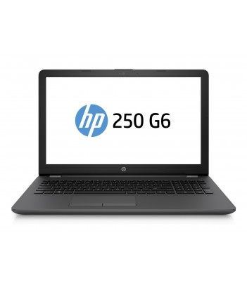 "Notebook HP 250 G6 15.6"" (1WZ02EA) Dark Ash Silver"