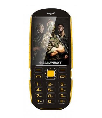 """Telefon Blaupunkt RS 01 2.4"""" 64MB (czarno-żółty)"""