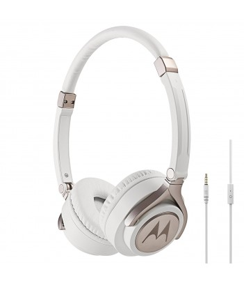 Słuchawki nauszne Motorola Pulse 2 (białe)