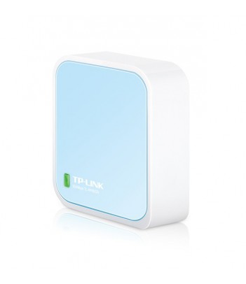 Router nano TP-Link TL-WR802N