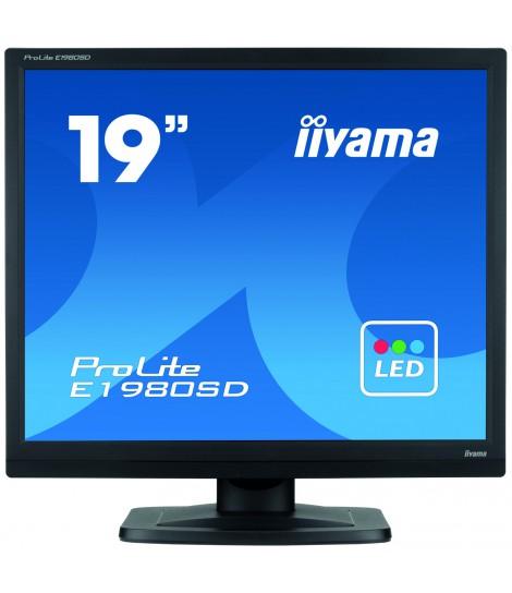 """iiyama 19"""" TN E1980SD-1"""