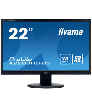 "iiyama 21.5"" VA X2283HS-B3 (GWARANCJA ZERO MARTWYCH PIXELI)"