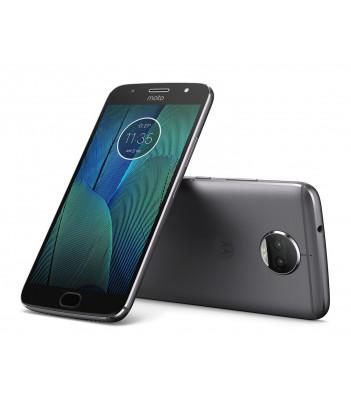 "Telefon MOTOROLA Moto G5S Plus 5.5"" 32GB (PA6V0005CZ) Grey"