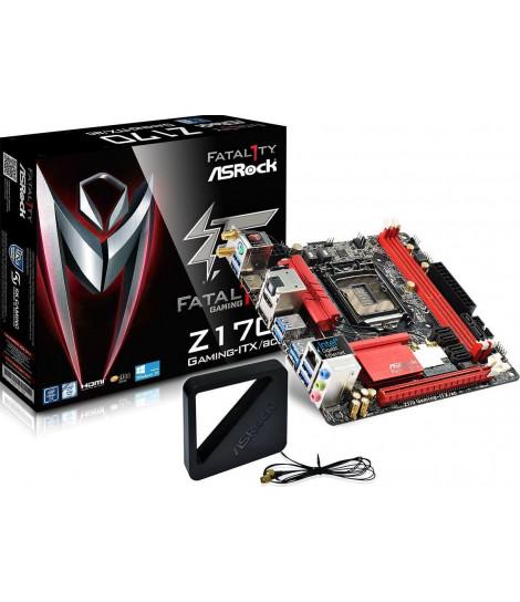 ASROCK Z170 GAMING-ITX/ACaming