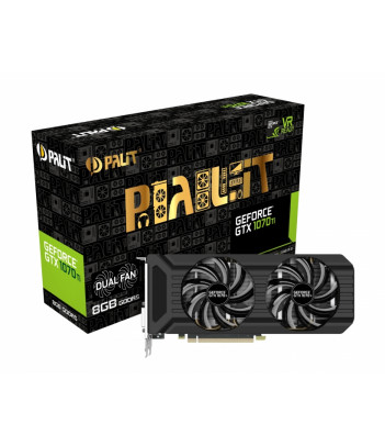 Palit GeForce GTX 1070 Ti Dual 8GB