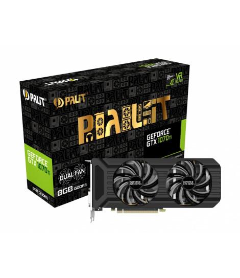 Palit GeForce GTX 1070Ti Dual 8GB
