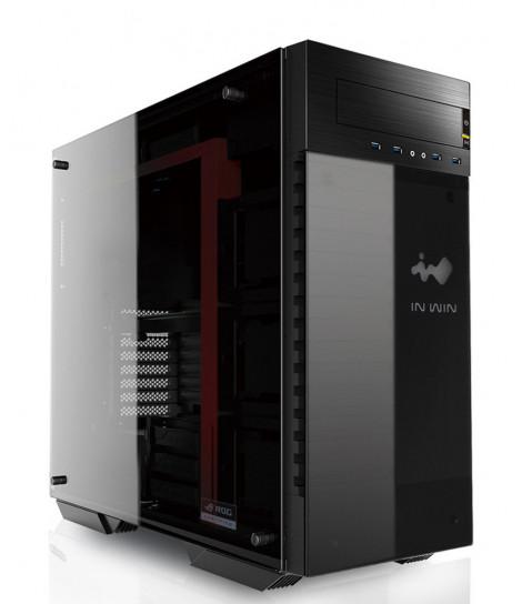 In Win 509 (czarno-czerwona)