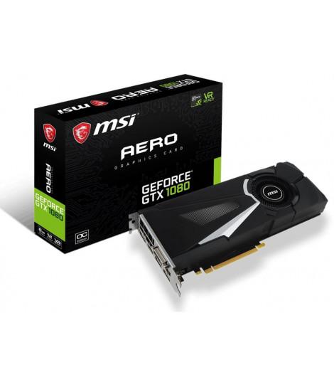MSI GeForce GTX 1080 Aero 8GB OC