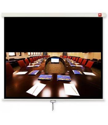 Ekran ścienny ręczny Avtek Business 200