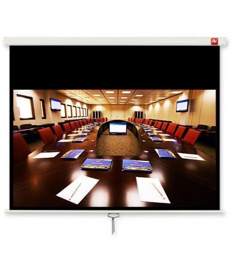 Ekran ścienny ręczny Avtek Business 240