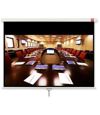 Ekran ścienny ręczny Avtek Business 280