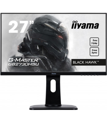 "iiyama 27"" TN G-MASTER GB2730HSU-B1 (GWARANCJA ZERO MARTWYCH PIXELI)"