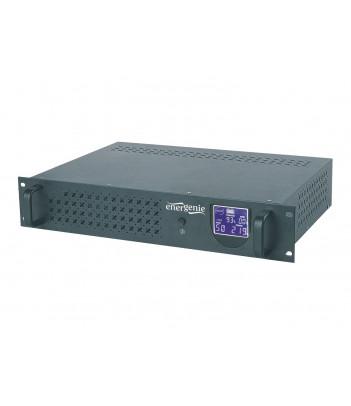Zasilacz awaryjny UPS Gembird UPS-RACK-1500