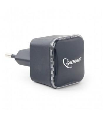 Wzmacniacz sygnału WiFi Gembird 300Mb/s czarny