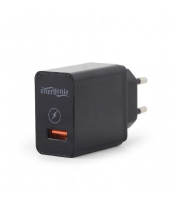 Ładowarka sieciowa USB EnerGenie EG-UQC3-01