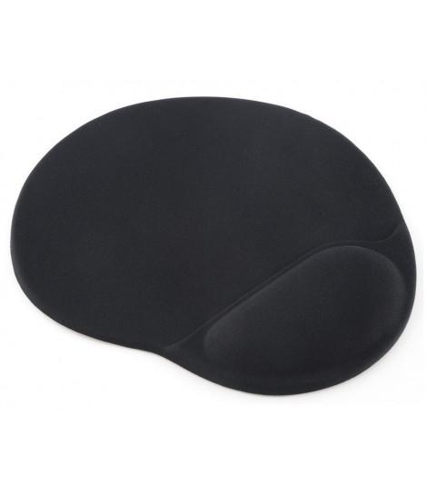 Żelowa podkładka pod mysz Gembird MP-GEL-BLACK (czarna)