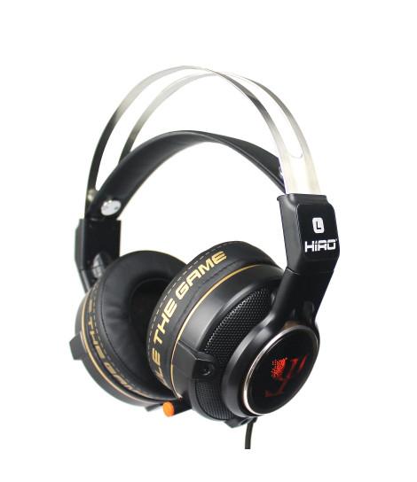 Słuchawki gamingowe HIRO Psi (czarne)
