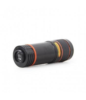 Obiektyw klipsowy do telefonu zoom optyczny x12 Gembird (czarny)
