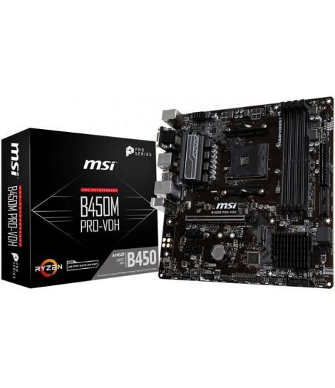 MSI B450 Pro-VDH