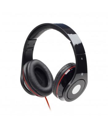 "Słuchawki Gembird ""Detroit"" MHS-DTW-BK (czarne)"