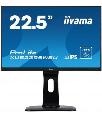 """iiyama 22.5"""" IPS XUB2395WSU-B1 (GWARANCJA ZERO MARTWYCH PIXELI)"""
