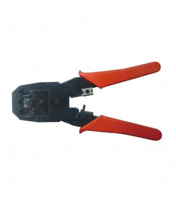 Narzędzie do cięcia, ściągania izolacji i zaciskania wtyczek RJ45/RJ12/RJ11/8P8C Gembird