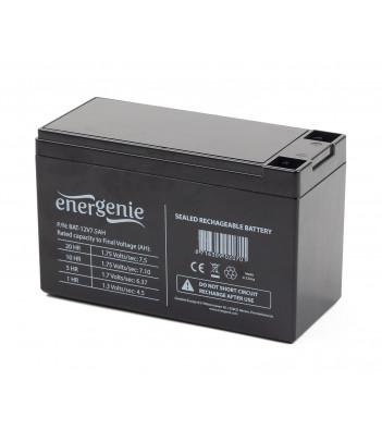 Akumulator żelowy, uniwersalny dla UPS EnerGenie BAT-12V7.5AH