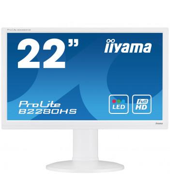 """iiyama 21.5"""" TN B2280HS-W1 (GWARANCJA ZERO MARTWYCH PIXELI)"""