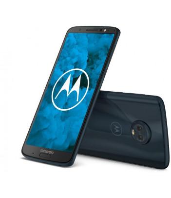 """Telefon MOTOROLA Moto G6 PLUS 5.9"""" (PAAV0001PL) Deep Indigo"""