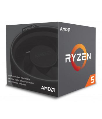 Procesor AMD Ryzen 5 2600 (19M Cache, 3.40 GHz)