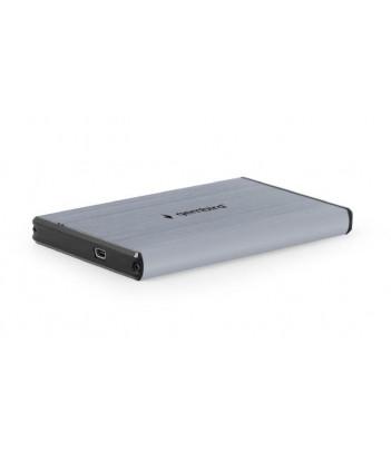 """Obudowa zewnętrzna Gembird EE2-U3S-3-GR na dysk 2.5"""" SATA HDD USB 3.0 (szara)"""
