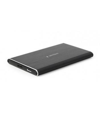 """Obudowa zewnętrzna Gembird EE2-U3S-4 na dysk 2.5"""" SATA HDD USB 3.0 (czarna)"""