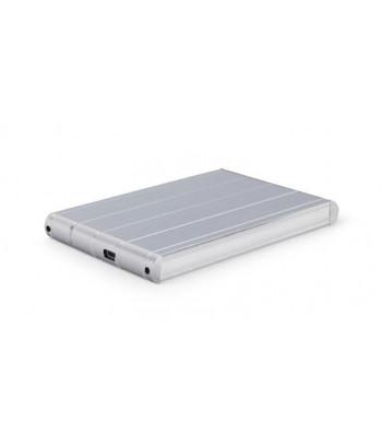 """Obudowa zewnętrzna Gembird EE2-U3S-5-S na dysk 2.5"""" SATA HDD USB 3.0 (srebrna)"""