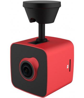 Wideorejestrator Prestigio RoadRunner CUBE (czerwono-czarny)