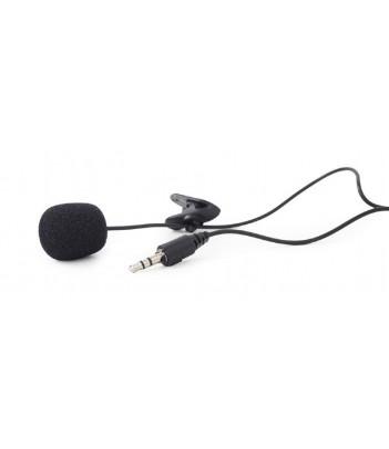 Mikrofon clip-on Gembird