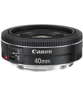 Obiektyw Canon EF 40mm f/2.8 STM