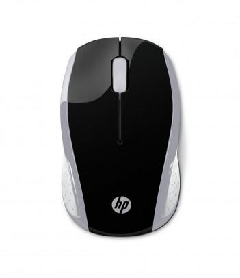 Mysz HP 200 (czarno-srebrna)