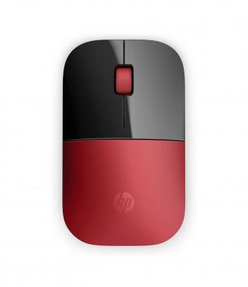 Mysz HP Z3700 (czarno-czerwona)